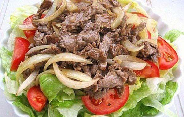 Cách làm thịt dê xào tỏi vừa THƠM vừa NGON hấp dẫn TẠI NHÀ