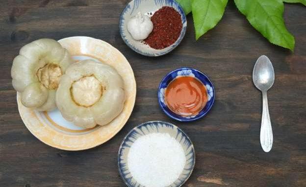 Cách muối cà bát nén ngon dễ làm tại nhà